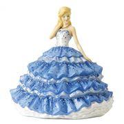 Royal Doulton - Crystal Ball Debutante Ball Figurine