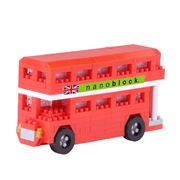 Nanoblocks - London Bus Model