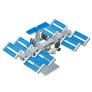 Nanoblocks - Space Station Model