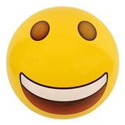 Airtime - Smiling Face Emoji Inflatable Beach Ball