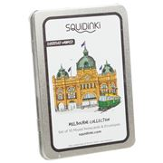 Squidinki - Melbourne Collection NoteCard & Envelope Set