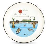 Squidinki - Yarra River Canape Plate