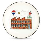 Squidinki - Skipping Girl Melbourne Canape Plate