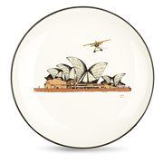 Squidinki - Opera House Sydney Canape Plate