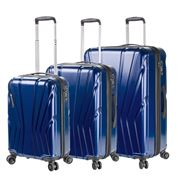 Paklite - Satellite Cobalt Spinner Case Set 3pce
