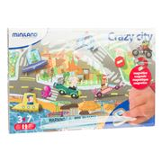 Miniland - Crazy City Magnets