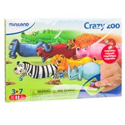 Miniland - Crazy Zoo Magnets