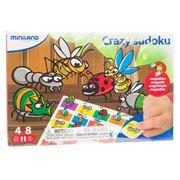 Miniland - Crazy Sudoku Magnets