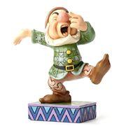 Disney - Sneezy Sway Dwarf Figurine