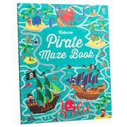 Book - Pirate Maze Book