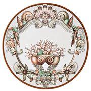 Rosenthal - Versace Les Etoiles De La Mer White Plate 33cm