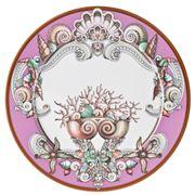 Rosenthal - Versace Les Etoiles De La Mer Purple Plate 33cm
