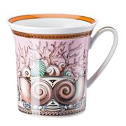 Rosenthal - Versace Les Etoiles De La Mer Pink Mug 350ml