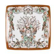 Rosenthal - Versace Les Etoiles De La Mer Square Dish 12cm