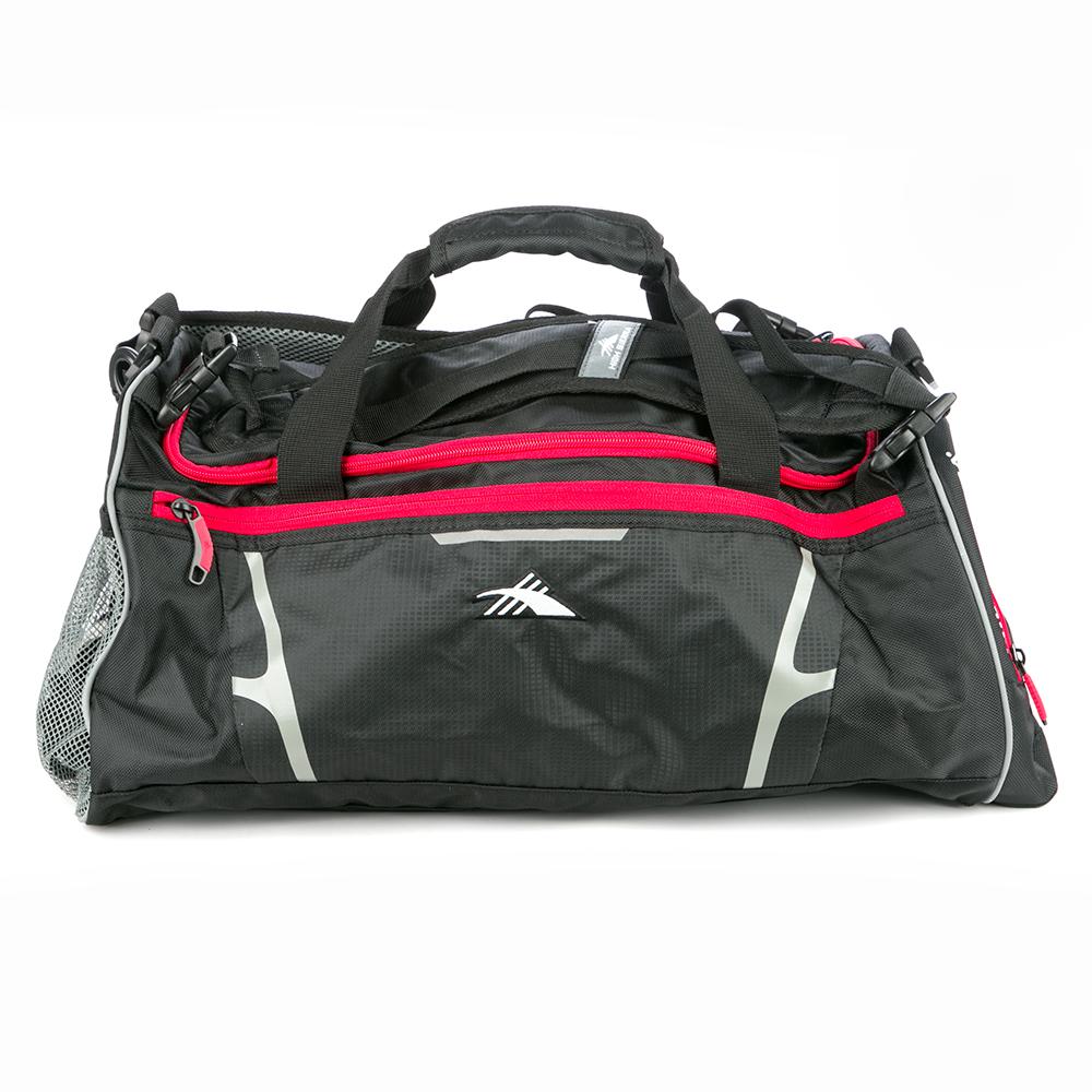 07df776587 High Sierra Composite 2 In 1 Backpack Duffel Black- Fenix Toulouse ...
