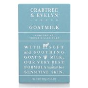 Crabtree & Evelyn - Goatmilk Triple Milled Soap 100g