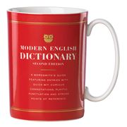 Kate Spade - A Way With Words Dictionary Mug