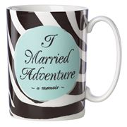 Kate Spade - A Way With Words I Married Adventure Mug