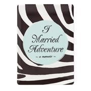 Kate Spade - A Way With Words I Married Adventure Tray