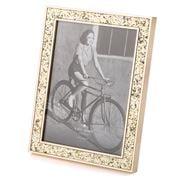 Kate Spade - Simply Sparkling Gold Photo Frame 13x18cm