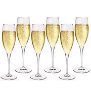 Bormioli Rocco - Premium N.3 Champagne Glass Set 6pce