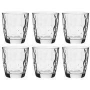 Bormioli Rocco - Diamond Double Old Fashioned Tumbler Set 6p