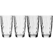 Bormioli Rocco - Diamond Highball Tumbler Set 6pce
