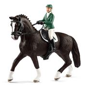 Schleich - Showjumper With Horse
