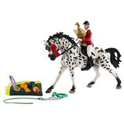 Schleich - Showjumping Tournament Playset