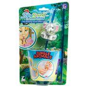 Sip n Sound - Elephant Straw