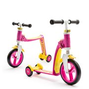 Scoot & Ride - Highwaybaby Plus Pink/Yellow