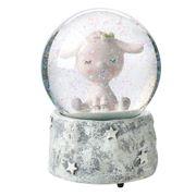 Gibson Baby - Pastel Pals Pink Lamb Musical Waterball