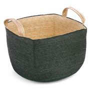 Linen & Moore - Emerald Square Basket