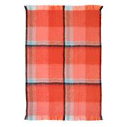 St Albans - Mohair Ginger Throw Rug