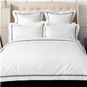 Sheridan -  Classic Deluxe Midnight Pillowcase