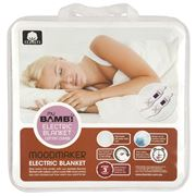 Bambi - Single Cotton Electric Blanket