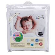 Bambi - Soft Jersey Waterproof Cot Mattress Protector