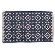 Doormat Designs - Moroccan Diamond Welcome Mat