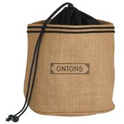 Pantry - Onion Sack Natural 21x20cm