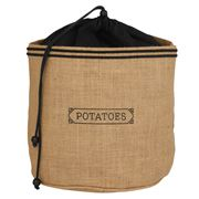 Pantry - Potato Sack Natural 24x22cm