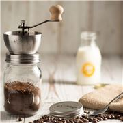 Kilner - Traditional Coffee Grinder 500ml