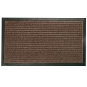 Kenware - Esteem Ribbed Brown Mat 70cm