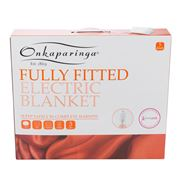 Onkaparinga - Fully Fitted Single Size Electric Blanket