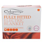 Onkaparinga - Fully Fitted King Size Electric Blanket