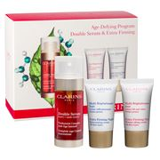 Clarins - Double Serum & Extra-Firming Set 3pce