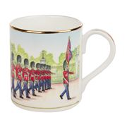 Halcyon Days - Changing The Guard Mug