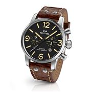 TW Steel - Maverick MS3 Brown 45mm Chronograph