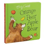 Book - Orange Pear Apple Bear