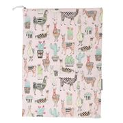 AT - Lovely Llamas Travel Laundry Bag