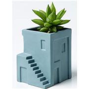 Jones & Co - Casa Planter Sage Small
